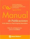 Manual de publicaciones de la American Psychological Associaton. Guía de entrenamiento para el estudiante.