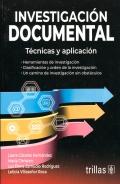 Investigación documental. Técnicas y aplicación