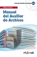 Manual del auxiliar de archivos.