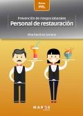 Prevención de riesgos laborales: personal de cocina