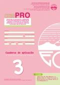 CESPRO. Cuaderno de aplicación 3. (1 cuadernillo y corrección)