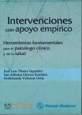 Intervenciones con apoyo empírico. Herramientas fundamentales para el psicólogo clínico y de la salud