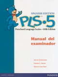 PLS-5, Preschool Language Scales (kit básico Spanish con cuentos)