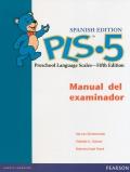 PLS-5, Preschool Language Scales (kit básico Spanish con cuentos)
