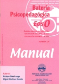 Batería psicopedagógica EOS-0. ( Manual + Cuadernillo )