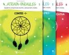Atrapa-paraules. Quaderns d'expressió escrita i pensament creatiu. (Col·lecció 1-6)