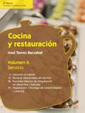 Cocina y restauración. Volumen II. Servicio