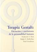 Terapia Gestalt: Excitación y crecimiento de la personalidad humana.
