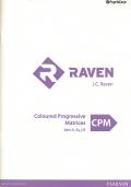 Cuaderno CPM-Color (4 a 10 años) de RAVEN.