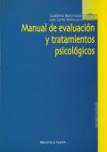 Manual de evaluación y tratamientos psicológicos