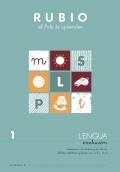 Lengua Evolución 1. Iniciación a la lectura y escritura. Sílabas, palabras y frases con:p,l,s,m,t