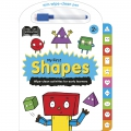 My First Shapes. Wipe-clean activities for early learners
