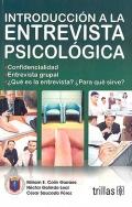 Introducción a la entrevista psicológica.