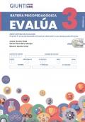 Cuadernillo y corrección de batería psicopedagógica EVALÚA-3.