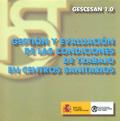 GESCESAN. Gestión y evaluación de las condiciones de trabajo en centros sanitarios.