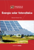 Energía solar fotovoltaica.