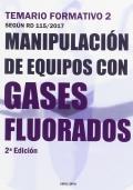 Manipulación de equipos con gases fluorados Temario formativo 2 según RD 115/2017