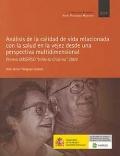 Análisis de la calidad de vida relacionada con la salud en la vejez desde una prespectiva multidimensional.