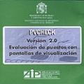 Pvcheck evaluación de puestos con pantallas de visualización.