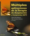 Múltiples aplicaciones de la Terapia de Aceptación y Compromiso (ACT).