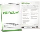 BDI-FS, Inventario de Depresión de Beck para pacientes médicos. ( Juego completo ).