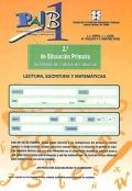 PAIB 1. Prueba de Aspectos Instrumentales Básicos en Lenguaje y Matemáticas. 2º de Educación Primaria. Cuaderno de trabajo del alumno. Lectura, escritura y matemáticas.