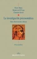 La investigación psicosomática. Siete observaciones clínicas