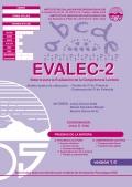 EVALEC-2. Batería para la Evaluación de la Competencia Lectora. (1 cuadernillo y corrección)