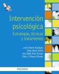 Intervención psicológica. Estrategias, técnicas y tratamientos