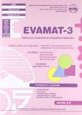 EVAMAT - 3. Evaluación de la Competencia Matemática. (1 cuadernillo y corrección)