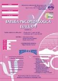 Cuadernillo y corrección de batería psicopedagógica EVALÚA-7.