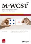 M-WCST, Test de clasificación de tarjetas de Wisconsin - Modificado (Juego completo)